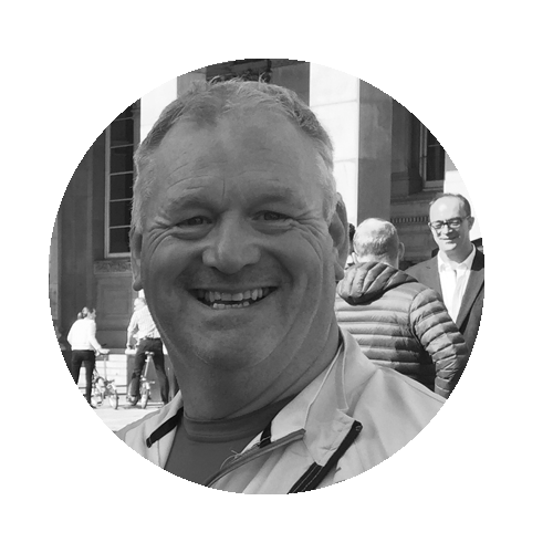 Mark Whiteman National Sales Manager Construction UK