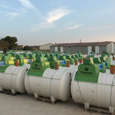 Buy Sewage Treatment Plants