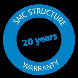SMC 20 Years Warranty