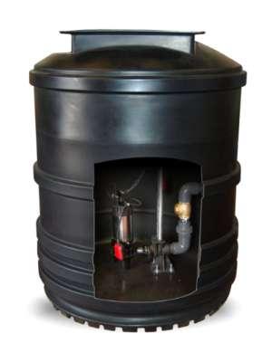 Tricel Single Pump